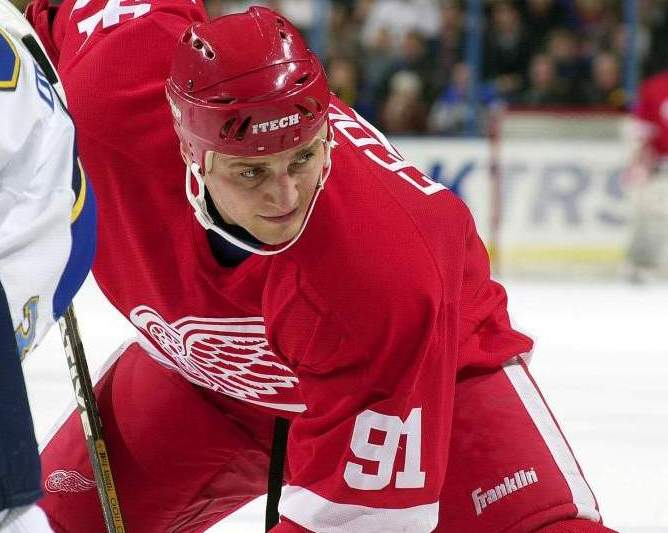 Сергей Федоров - рекордсмен среди россиян по набранным очкам в НХЛ