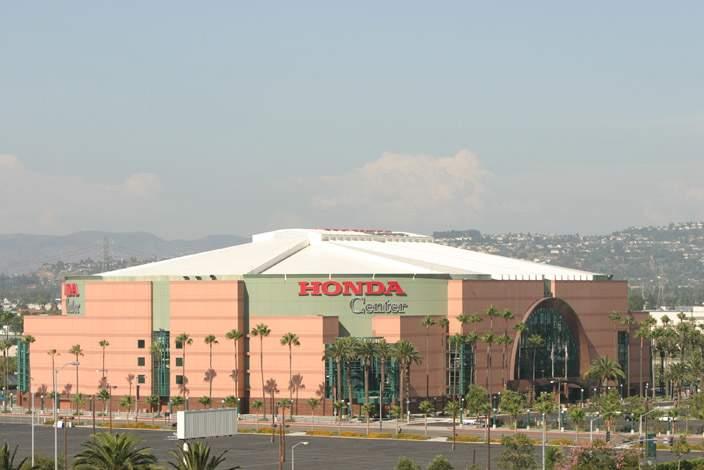 Honda Center - арена