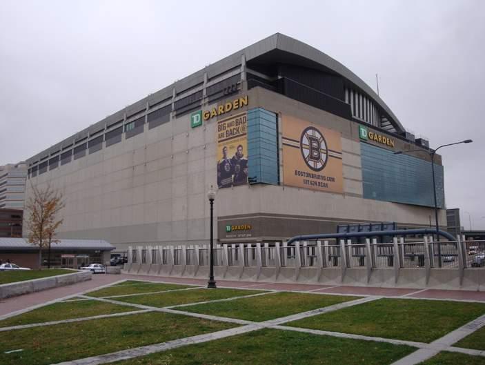 TD Garden - арена