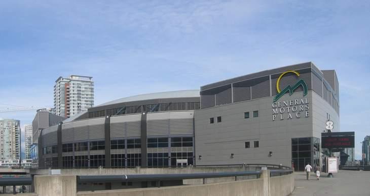 Rogers Arena - арена