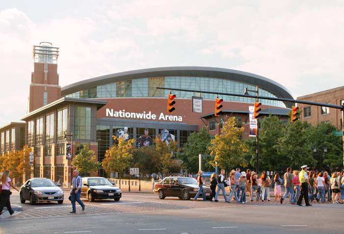 Nationwide Arena - арена