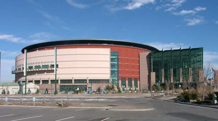 Pepsi_Center - арена