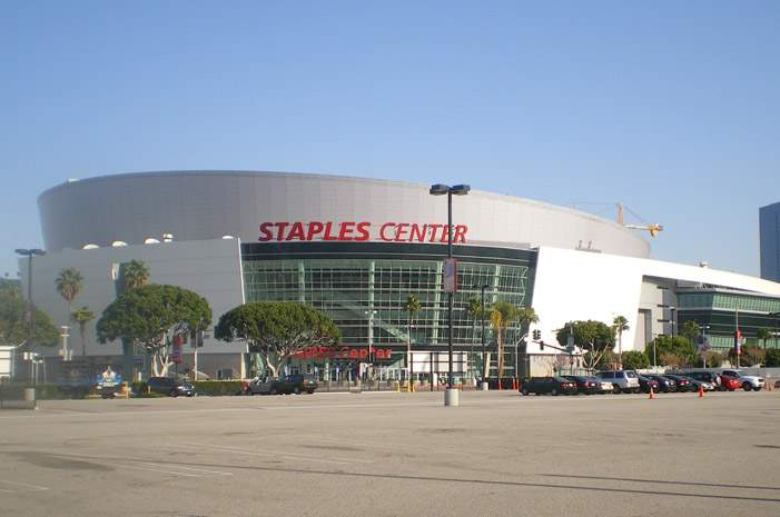 Staples Center - арена
