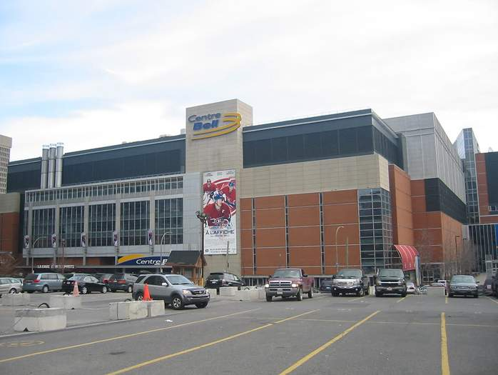 Bell Centre - арена