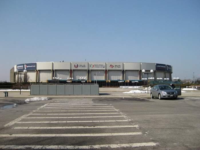 Nassau Veterans Memorial Coliseum - арена