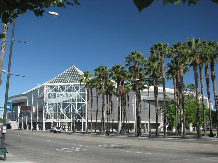HP Pavilion - арена