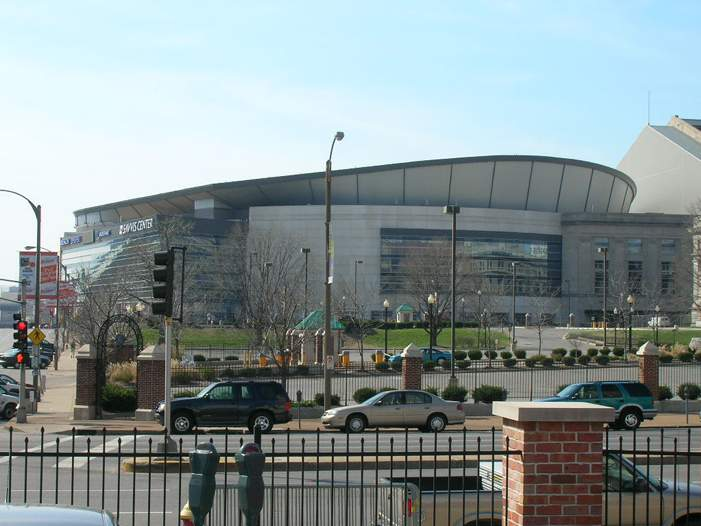 Scottrade Center - арена