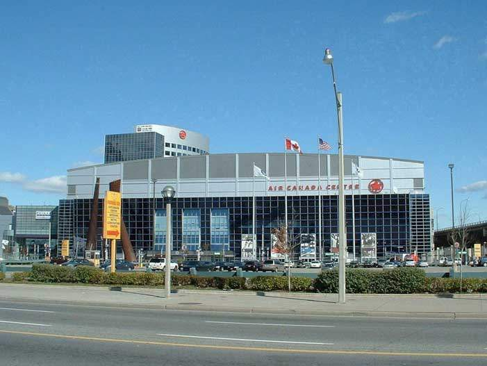 Air Canada Centre - арена