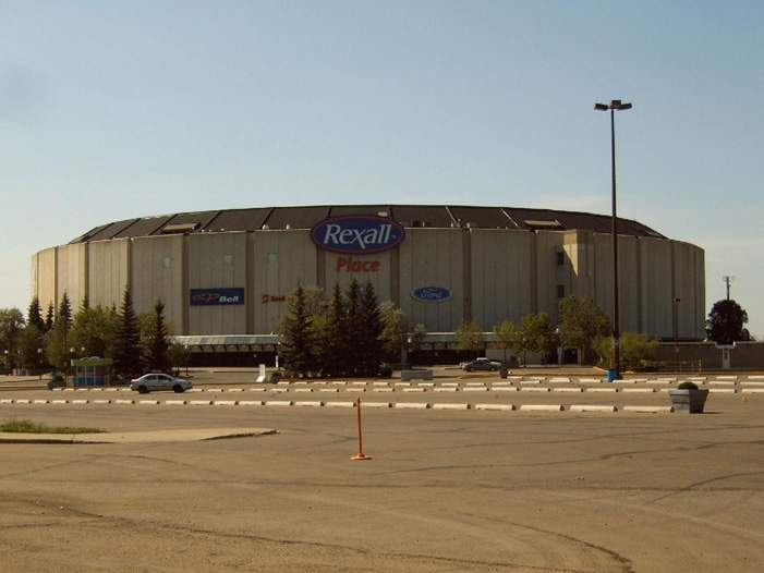 Rexall Place - арена