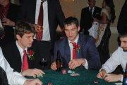 Благотворительный вечер в казино с игроками NHL. Фотогалерея