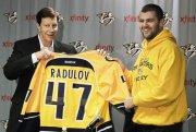 Радулов провёл пресс-конференцию