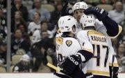 Радулов забил первый гол после возвращения в НХЛ