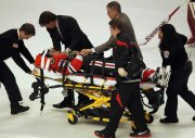 Хосса побывал в больнице после хита Торреса